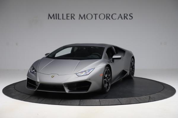 Used 2017 Lamborghini Huracan LP 580-2 for sale $179,900 at Maserati of Greenwich in Greenwich CT 06830 1