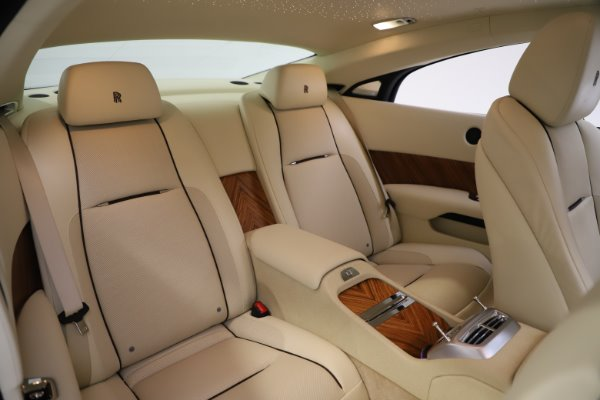Used 2015 Rolls-Royce Wraith for sale Sold at Maserati of Greenwich in Greenwich CT 06830 14