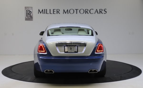 Used 2015 Rolls-Royce Wraith for sale Sold at Maserati of Greenwich in Greenwich CT 06830 5