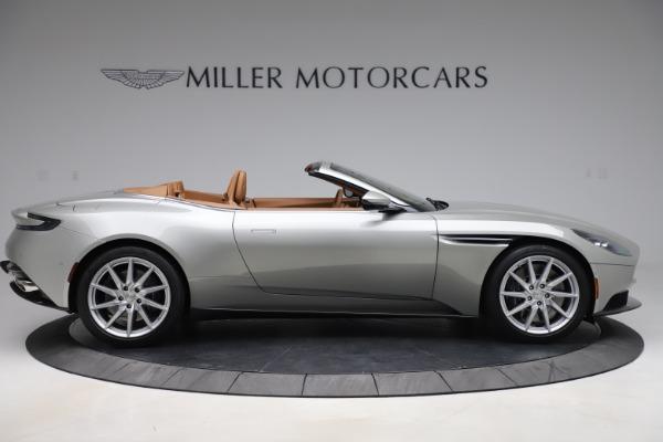 Used 2020 Aston Martin DB11 Volante Convertible for sale $239,900 at Maserati of Greenwich in Greenwich CT 06830 10
