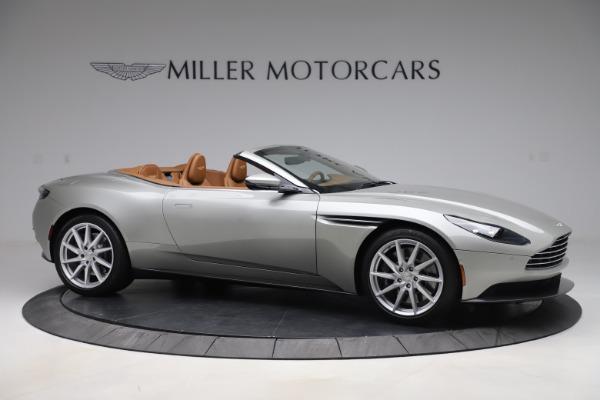 Used 2020 Aston Martin DB11 Volante Convertible for sale $239,900 at Maserati of Greenwich in Greenwich CT 06830 11