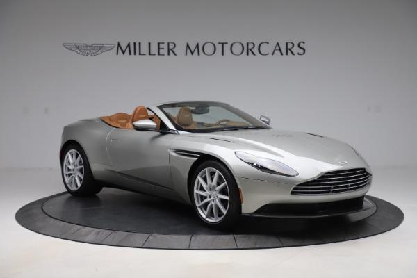 Used 2020 Aston Martin DB11 Volante Convertible for sale $239,900 at Maserati of Greenwich in Greenwich CT 06830 12