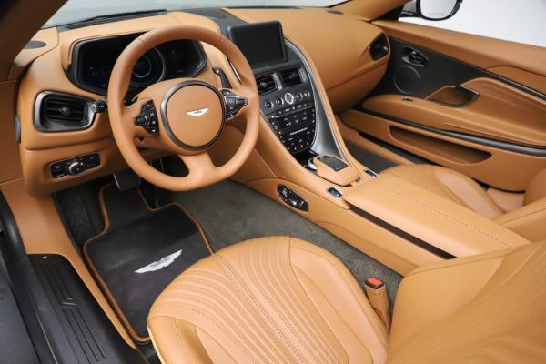 Used 2020 Aston Martin DB11 Volante Convertible for sale $239,900 at Maserati of Greenwich in Greenwich CT 06830 13