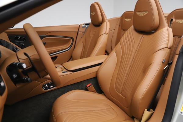 Used 2020 Aston Martin DB11 Volante Convertible for sale $239,900 at Maserati of Greenwich in Greenwich CT 06830 15