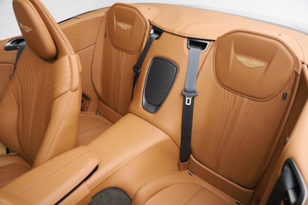 Used 2020 Aston Martin DB11 Volante Convertible for sale $239,900 at Maserati of Greenwich in Greenwich CT 06830 16