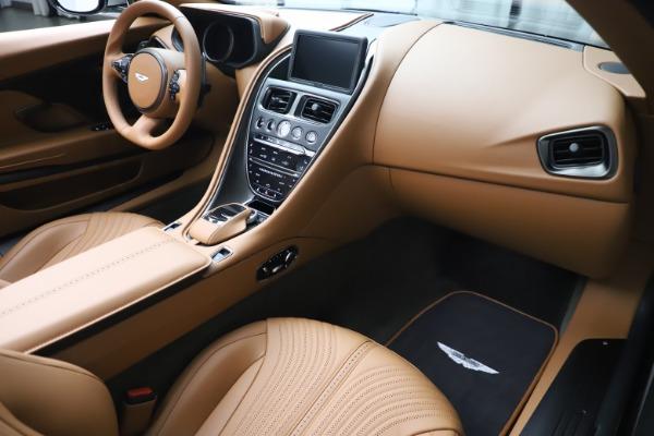 Used 2020 Aston Martin DB11 Volante Convertible for sale $239,900 at Maserati of Greenwich in Greenwich CT 06830 19