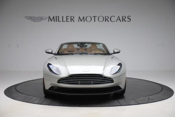 Used 2020 Aston Martin DB11 Volante Convertible for sale $239,900 at Maserati of Greenwich in Greenwich CT 06830 2