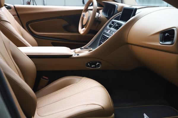 Used 2020 Aston Martin DB11 Volante Convertible for sale $239,900 at Maserati of Greenwich in Greenwich CT 06830 20