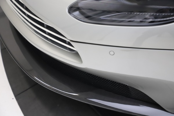Used 2020 Aston Martin DB11 Volante Convertible for sale $239,900 at Maserati of Greenwich in Greenwich CT 06830 23