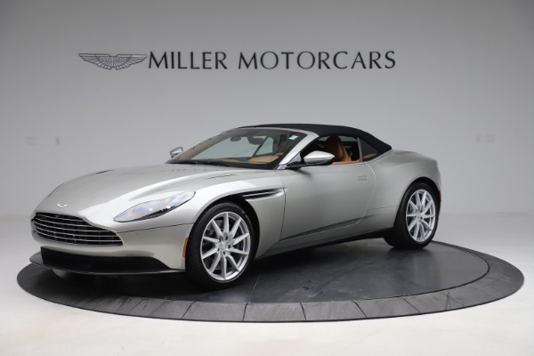 Used 2020 Aston Martin DB11 Volante Convertible for sale $239,900 at Maserati of Greenwich in Greenwich CT 06830 24