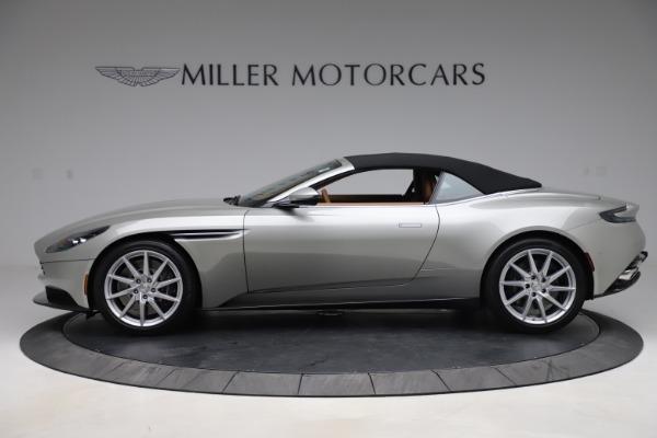 Used 2020 Aston Martin DB11 Volante Convertible for sale $239,900 at Maserati of Greenwich in Greenwich CT 06830 25