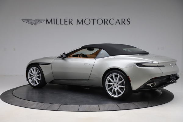 Used 2020 Aston Martin DB11 Volante Convertible for sale $239,900 at Maserati of Greenwich in Greenwich CT 06830 26