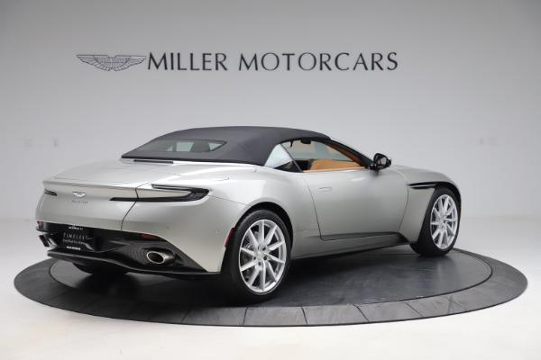 Used 2020 Aston Martin DB11 Volante Convertible for sale $239,900 at Maserati of Greenwich in Greenwich CT 06830 27
