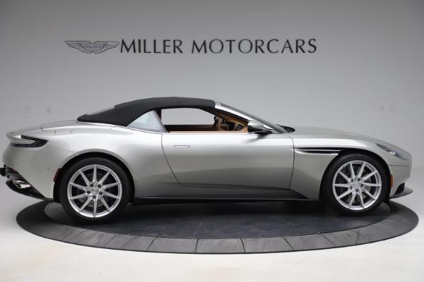 Used 2020 Aston Martin DB11 Volante Convertible for sale $239,900 at Maserati of Greenwich in Greenwich CT 06830 28