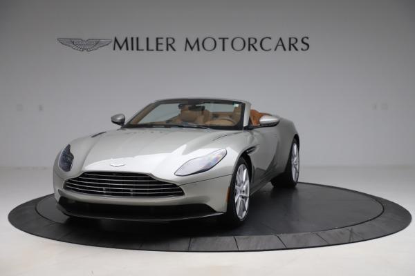 Used 2020 Aston Martin DB11 Volante Convertible for sale $239,900 at Maserati of Greenwich in Greenwich CT 06830 3