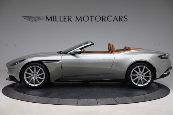 Used 2020 Aston Martin DB11 Volante Convertible for sale $239,900 at Maserati of Greenwich in Greenwich CT 06830 4