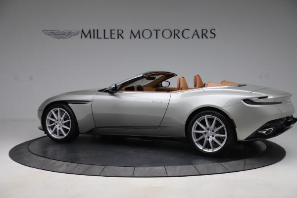 Used 2020 Aston Martin DB11 Volante Convertible for sale $239,900 at Maserati of Greenwich in Greenwich CT 06830 5