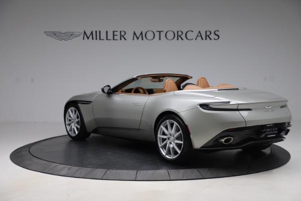 Used 2020 Aston Martin DB11 Volante Convertible for sale $239,900 at Maserati of Greenwich in Greenwich CT 06830 6