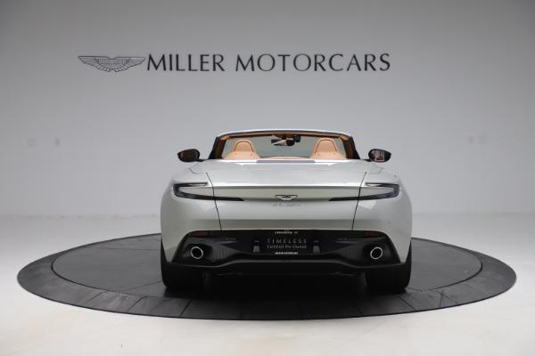 Used 2020 Aston Martin DB11 Volante Convertible for sale $239,900 at Maserati of Greenwich in Greenwich CT 06830 7