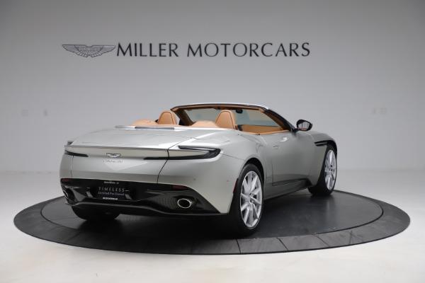 Used 2020 Aston Martin DB11 Volante Convertible for sale $239,900 at Maserati of Greenwich in Greenwich CT 06830 8