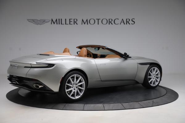 Used 2020 Aston Martin DB11 Volante Convertible for sale $239,900 at Maserati of Greenwich in Greenwich CT 06830 9