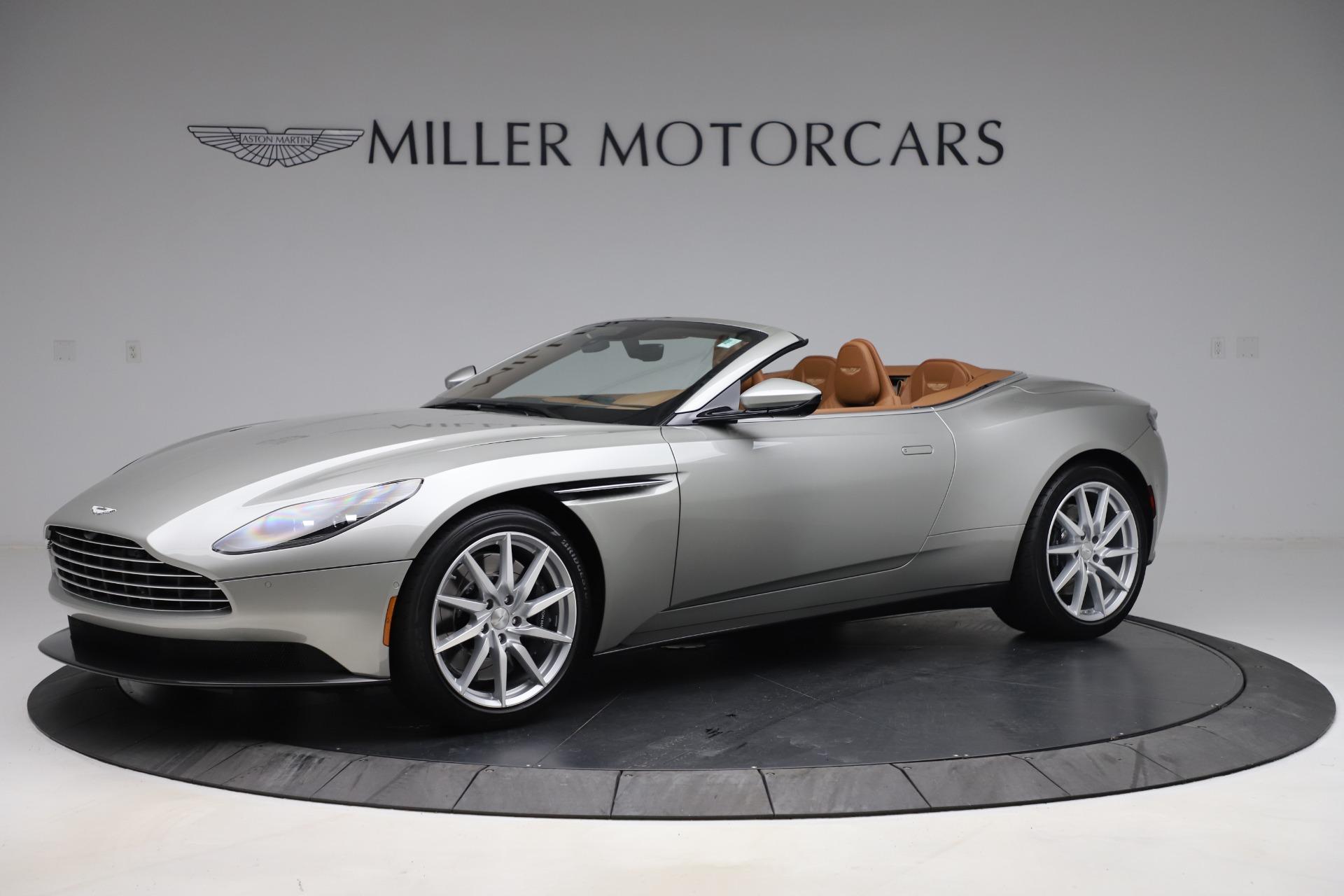 Used 2020 Aston Martin DB11 Volante Convertible for sale $239,900 at Maserati of Greenwich in Greenwich CT 06830 1