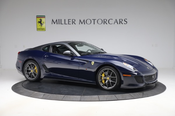 Used 2011 Ferrari 599 GTO for sale $565,900 at Maserati of Greenwich in Greenwich CT 06830 10