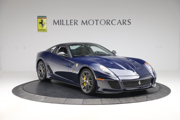 Used 2011 Ferrari 599 GTO for sale $565,900 at Maserati of Greenwich in Greenwich CT 06830 11