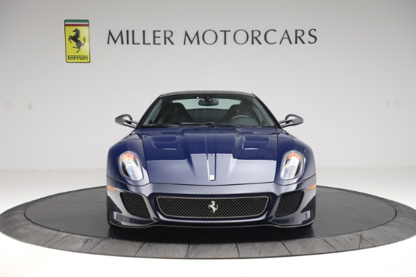 Used 2011 Ferrari 599 GTO for sale $565,900 at Maserati of Greenwich in Greenwich CT 06830 12