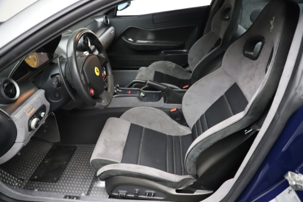 Used 2011 Ferrari 599 GTO for sale $565,900 at Maserati of Greenwich in Greenwich CT 06830 14