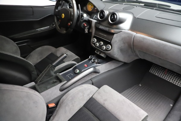 Used 2011 Ferrari 599 GTO for sale $565,900 at Maserati of Greenwich in Greenwich CT 06830 18
