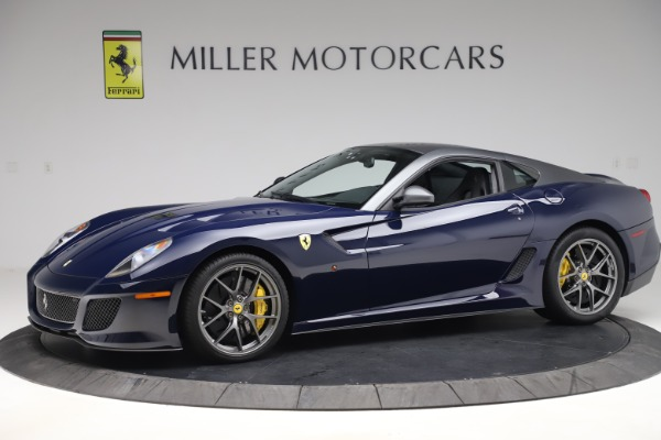 Used 2011 Ferrari 599 GTO for sale $565,900 at Maserati of Greenwich in Greenwich CT 06830 2