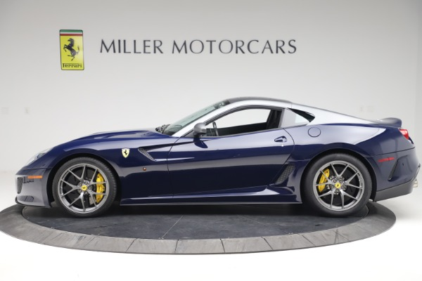 Used 2011 Ferrari 599 GTO for sale $565,900 at Maserati of Greenwich in Greenwich CT 06830 3