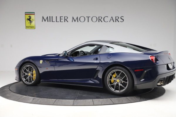 Used 2011 Ferrari 599 GTO for sale $565,900 at Maserati of Greenwich in Greenwich CT 06830 4