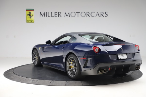 Used 2011 Ferrari 599 GTO for sale $565,900 at Maserati of Greenwich in Greenwich CT 06830 5