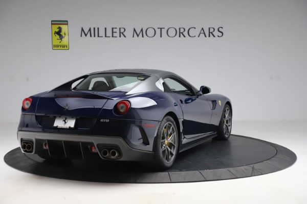 Used 2011 Ferrari 599 GTO for sale $565,900 at Maserati of Greenwich in Greenwich CT 06830 7