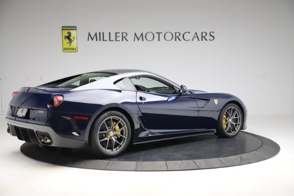 Used 2011 Ferrari 599 GTO for sale $565,900 at Maserati of Greenwich in Greenwich CT 06830 8