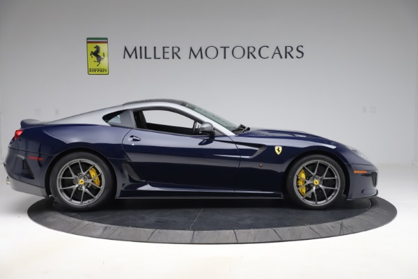 Used 2011 Ferrari 599 GTO for sale $565,900 at Maserati of Greenwich in Greenwich CT 06830 9