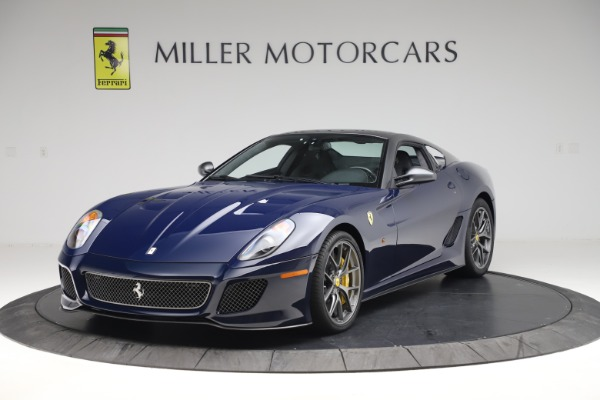 Used 2011 Ferrari 599 GTO for sale $565,900 at Maserati of Greenwich in Greenwich CT 06830 1