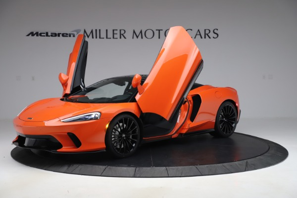 New 2020 McLaren GT Coupe for sale $246,975 at Maserati of Greenwich in Greenwich CT 06830 10