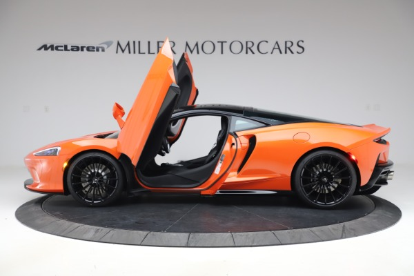 New 2020 McLaren GT Coupe for sale $246,975 at Maserati of Greenwich in Greenwich CT 06830 11