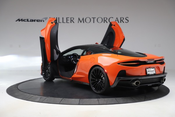 New 2020 McLaren GT Coupe for sale $246,975 at Maserati of Greenwich in Greenwich CT 06830 12