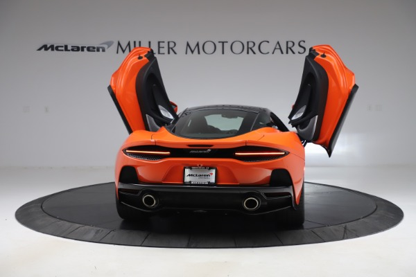 New 2020 McLaren GT Luxe for sale $246,975 at Maserati of Greenwich in Greenwich CT 06830 13