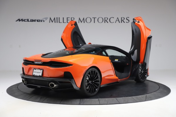 New 2020 McLaren GT Coupe for sale $246,975 at Maserati of Greenwich in Greenwich CT 06830 14