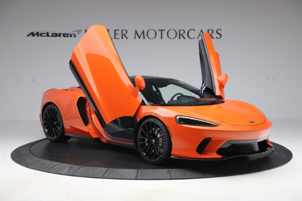 New 2020 McLaren GT Coupe for sale $246,975 at Maserati of Greenwich in Greenwich CT 06830 16
