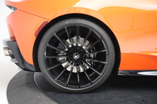 New 2020 McLaren GT Coupe for sale $246,975 at Maserati of Greenwich in Greenwich CT 06830 17