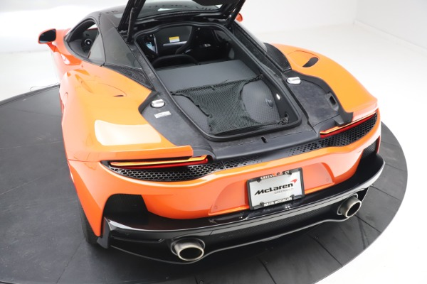 New 2020 McLaren GT Luxe for sale $246,975 at Maserati of Greenwich in Greenwich CT 06830 18