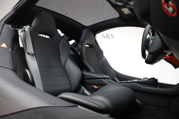 New 2020 McLaren GT Coupe for sale $246,975 at Maserati of Greenwich in Greenwich CT 06830 19