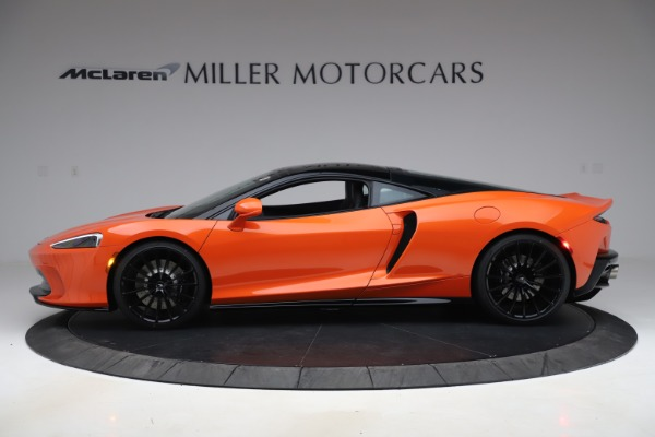 New 2020 McLaren GT Luxe for sale $246,975 at Maserati of Greenwich in Greenwich CT 06830 2