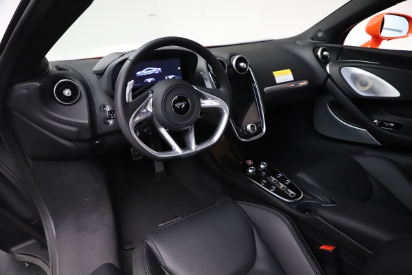 New 2020 McLaren GT Coupe for sale $246,975 at Maserati of Greenwich in Greenwich CT 06830 23